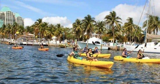 Kayak Rental Miami