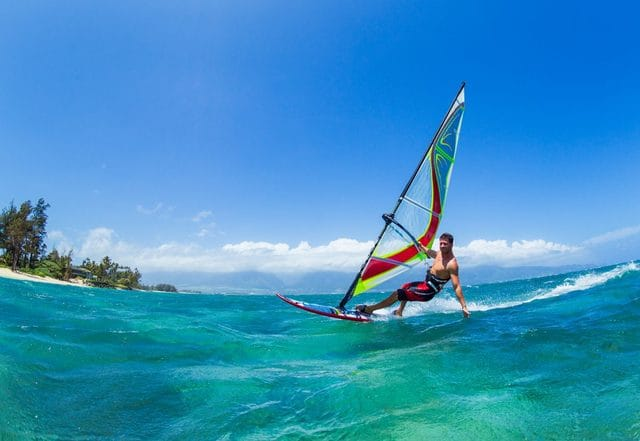 Windsurfing Miami Rental