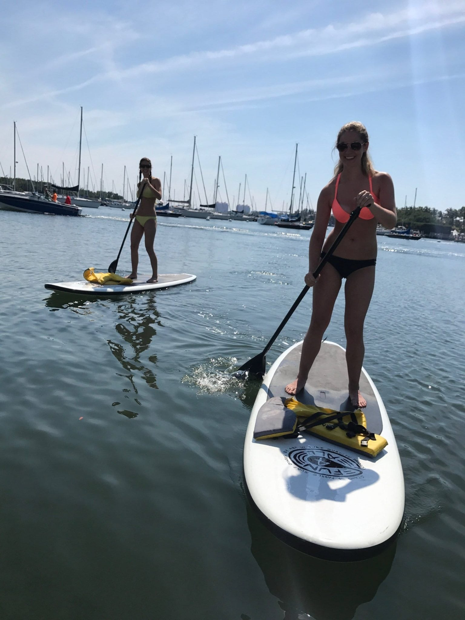 Stand Up Paddleboard Miami SUP